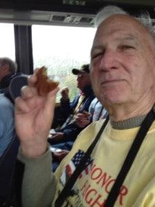 BMBH Honor Flight Vet Cookie