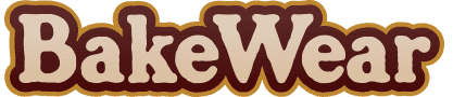 bake wear logo